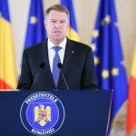 Klaus Iohannis: Sunt ferm hotărât să candidez pentru încă un mandat de președinte al României