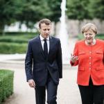 """""""Un nou capitol"""" pentru aprofundarea integrării în cadrul UE. Angela Merkel și Emmanuel Macron vor crearea unui buget comun al zonei euro"""