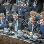 """România, în declarația finală a summitului NATO de la Bruxelles: Țările aliate """"au luat act"""" de oferta României pentru găzduirea unui comandament terestru la nivel de corp de armată"""