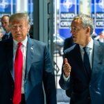 """Casa Albă: Președintele SUA califică drept """"delincvenți"""" aliații din NATO care nu alocă 2% din PIB pentru Apărare"""