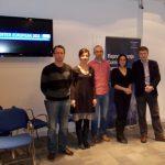 """Patru jurnaliști și un blogger-câștigătorii concursului """"Reporter European"""", ediția 2011"""
