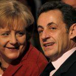 Merkel si Sarkozy pregatesc un document privind introducerea taxei pe tranzacţiile financiare la nivelul întregii Uniuni Europene