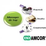 """""""Practica de calitate pentru manageri-manageri de calitate in practica"""", proiect lansat de AMCOR în parteneriat cu ASE, 21 februarie a.c."""