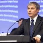 """Dacian Cioloş, comisarul european pentru agricultură : """"Plafonarea plăţilor agricole va afecta doar 4.000 de ferme din UE"""""""