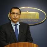 Ponta: Guvernul reduce CAS cu cinci puncte la angajator şi menţine cota de impozitare de 16% la firme