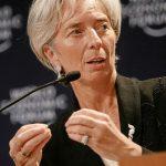 Christine Lagarde, îngrijorată de norii negri de deasupra comerțului mondial