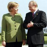 Angela Merkel se întâlneşte vineri cu Vladimir Putin