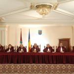Comunicatul oficial al Curții Constituționale: nu s-a întrunit condiția de cvorum