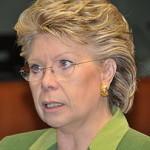 Mona Pivniceru şi-a anulat întâlnirea cu Viviane Reding