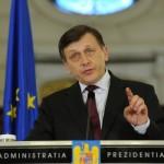 Antonescu: Premierul vrea tare proiectul de la Roşia Montană, dar nu asumă răspunderea