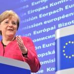 Angela Merkel i-a invitat pe Putin, Poroșenko și Hollande la o nouă rundă de negocieri