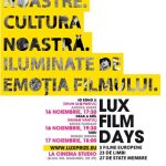Zilele Filmului LUX la București: 16-17 noiembrie 2012, Cinema Studio