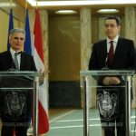 Cancelarul austriac către Ponta: Nu suntem de acord cu dreptul de veto în discuțiile privind bugetul UE