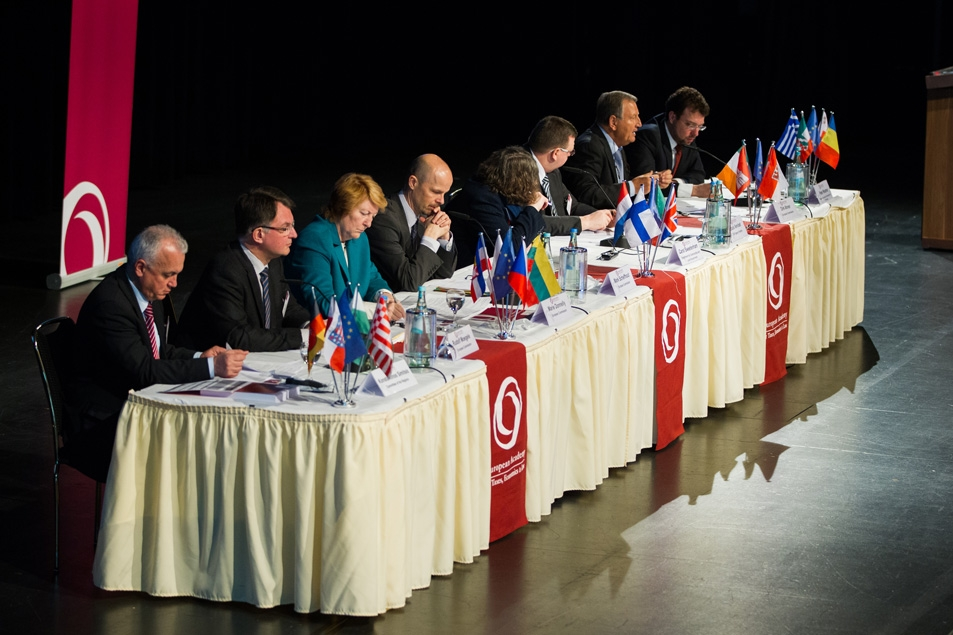 Prezidiu Fonduri UE 2013