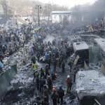 """Ucraina: Autoritățile le cer kievenilor să rămână la domiciliile lor, din cauza unor """"indivizi înarmați"""" pe străzi"""