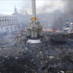 Violenţele de la Kiev: Cel puţin 100 morţi, atât din rândul manifestanţilor, cât şi al poliţiştilor