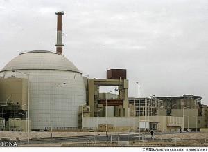 iran bushehr nuclear