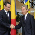 Ponta efectuează o vizită la Chişinău