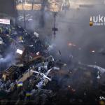 Parlamentul ucrainean, sub asalt. Sediul partidului lui Ianukovici, ocupat de manifestanţi