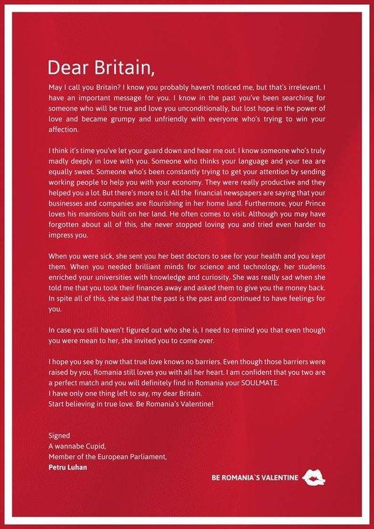 un-europarlamentar-roman-trimite-o-scrisoare-de-dragoste-marii-britanii-de-sf-valentin