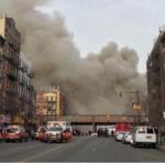 UPDATE Două clădiri din New York s-au prăbuşit după o EXPLOZIE. Două persoane au murit şi 17 au fost rănite