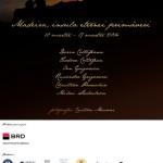 "Contemporanii in Madeira – Tabara de creatie ""Insula eternei primaveri"""