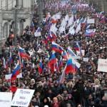 Duma de Stat a ratificat tratatul privind alipirea Crimeii la Rusia