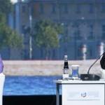 Angela Merkel i-a cerut lui Vladimir Putin sa nu destabilizeze Republica Moldova