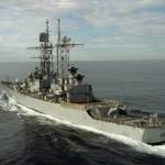 O navă americană de război vine la Constanţa pentru exerciţii militare cu România