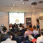 """Campania Naţională de Informare şi Conştientizare """"Tinerii votează – Tinerii contează"""" -18 martie"""