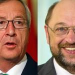 Confruntare sau consens? Dezbatere televizată între Schulz şi Juncker, candidaţii pentru şefia Comisiei Europene
