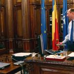 Traian Băsescu: Dimineaţa, cabinetele preşedintelui şi premierului sunt verificate de sisteme de ascultare