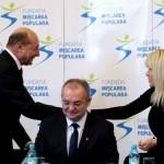 Băsescu, privind sesizarea Parchetului pe petiția PMP: O fi fost falsă și semnătura mea, ce să zic