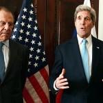 """John Kerry se întâlnește joi, la Viena, cu omologul său rus privind situația din Siria. Lavrov: """"Atitudinea noastră a fost întotdeauna constructivă şi bazată pe dreptul internaţional"""""""