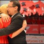 EUROPARLAMENTARE 2014. Ponta: Am o slăbiciune – vă rog să o votați pe Daciana Sârbu, merită să o votați