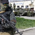Romii din oraşul ucrainean Slaviansk, jefuiţi şi agresaţi de separatişti proruşi