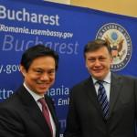 Crin Antonescu, vizită-surpriză la Departamentul de Stat al SUA. Cu cine s-a întâlnit preşedintele PNL