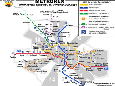 Staţiile De Metrou Din Bucuresti Isi Schimbă Temporar Numele Cum