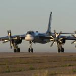 Un bombardier strategic s-a prăbuşit în Rusia în timpul unui zbor de antrenament