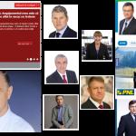 """ALEGERI PREZIDENTIALE 2014 Cum  isi domina Victor Ponta contracandidatii. """"Armata"""" stransa pe Facebook de candidatul PSD la prezidentiale, mai numeroasa decat cele adunate ale contra-candidatilor sai"""