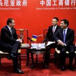 Victor Ponta: România vrea să fie pentru China cea mai importantă poartă de intrare în Europa