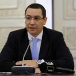 Victor Ponta: Se pare că nu avem gaze de şist, ne-am bătut foarte tare pe ceva ce nu avem