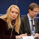 Eurodeputatul Daciana Sârbu (PSD, S&D), în plenul PE: Uniunea Europeană nu a făcut suficiente progrese pentru a reduce expunerea cetățenilor la substanțe toxice