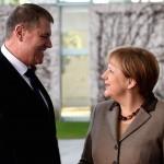 Cancelarul Angela Merkel, discuție telefonică cu președintele Klaus Iohannis