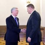 """VIDEO Ministrul britanic al Apărării a venit în România: """"Împărtășim îngrijorarea României privind securitatea de la Marea Neagră"""""""