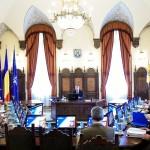 Teme esențiale discutate în CSAT la prima întâlnire Iohannis-Ponta după ce președintele i-a cerut demisia