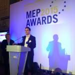 """Victor Negrescu este Europarlamentarul Anului 2015 pentru Agenda Digitală: """"România are potențialul de a deveni Silicon Valley al Europei"""""""