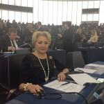 Europarlamentarul Viorica Dăncilă a interpelat Comisia Europeană cu privire la măsurile necesare eliminării inegalităților dintre femei și bărbați