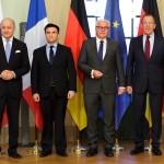 Germania, Franța și Rusia cer încetarea luptelor în Ucraina