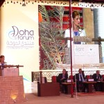 "EPP MEP Ramona Mănescu at Doha Forum: ""With better infrastructure, better employment opportunities and stronger economic foundations for success, the lure of extremism diminishes"""